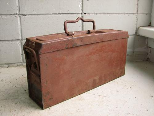 MG34/42 ammo can