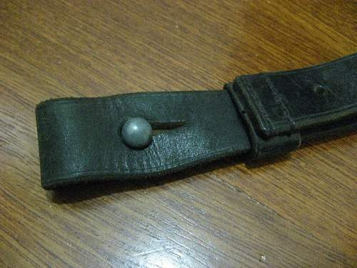 Unknown rifle sling