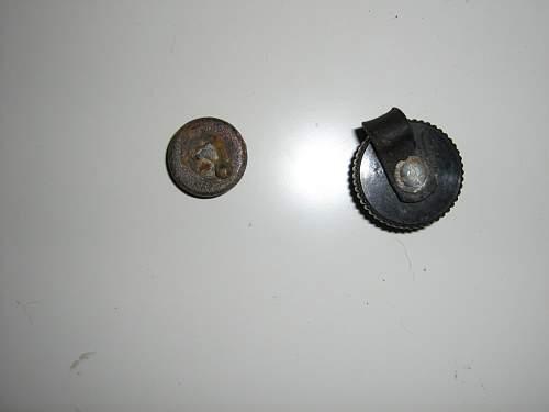 German canteen caps