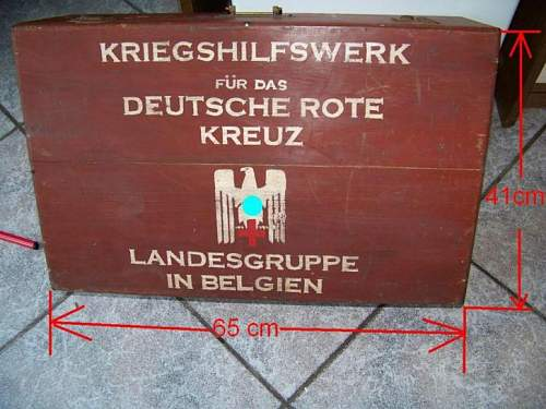 German box real or fake