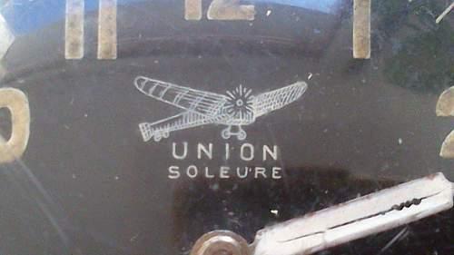 Union Soleure watches