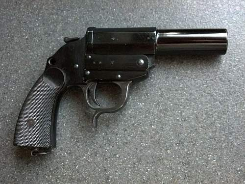German flaregun - ayf 41.