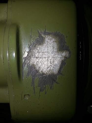 unknown artillery telescope