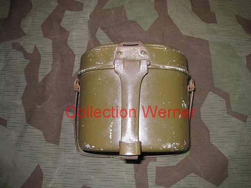 Help with German mess kit