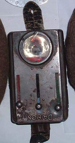 Signal Lamp - Wehrmacht or Swiss