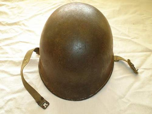 webbing & helmet?