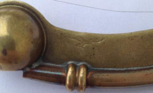 Boatswain whistle that is Luft marked ????
