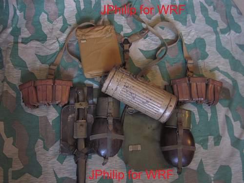 Late war setup