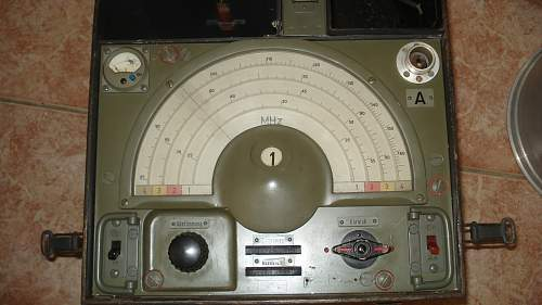Another German Radio pt 2, yes another radio Again