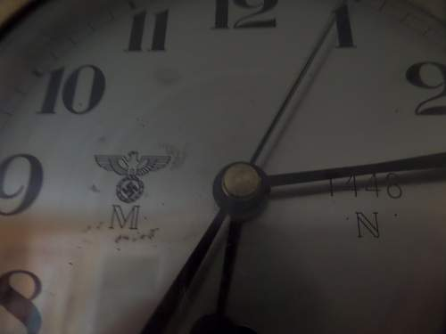 3 German ships clocks