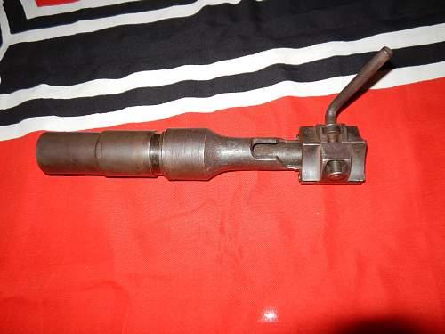 K98 grenade launcher