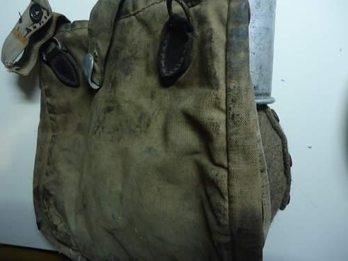 Is this original ww2 breadbag?