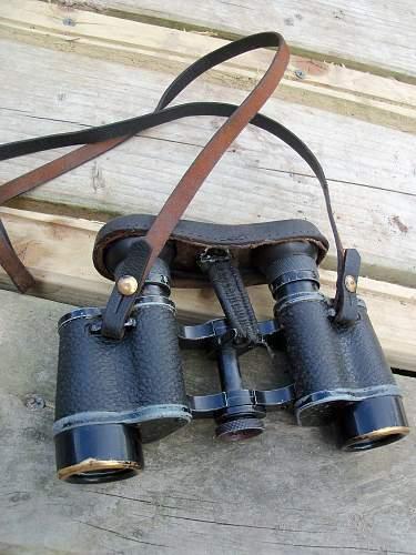 carl zeiss jena binoculars
