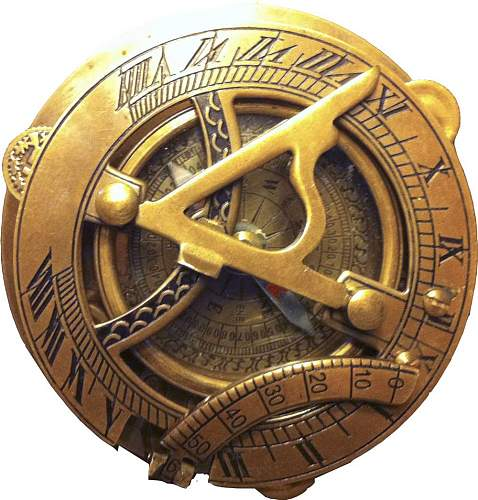 Strange Compass?