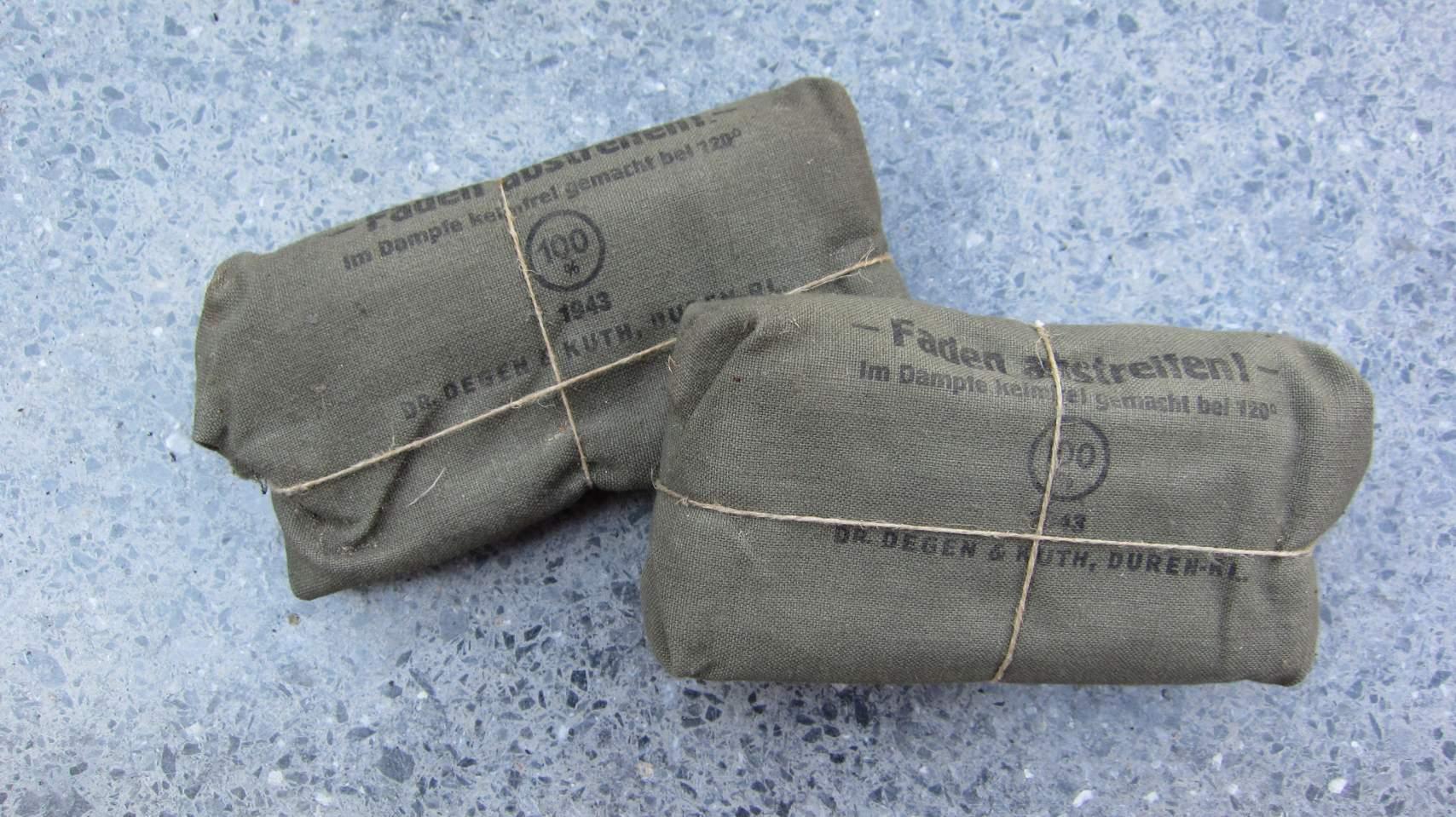 Bandage Deutsch