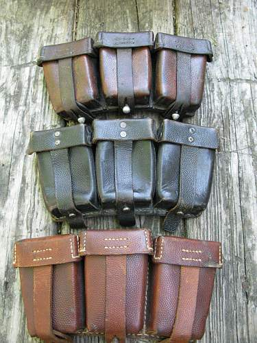 Ammo Pouch - 1942 S.A.W