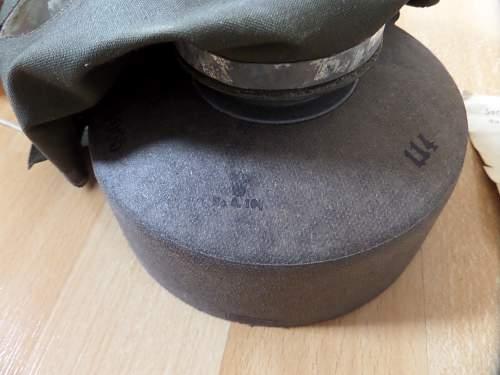 German M44 Gasmask