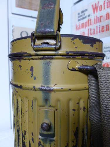 Opinion on Camo gas mask