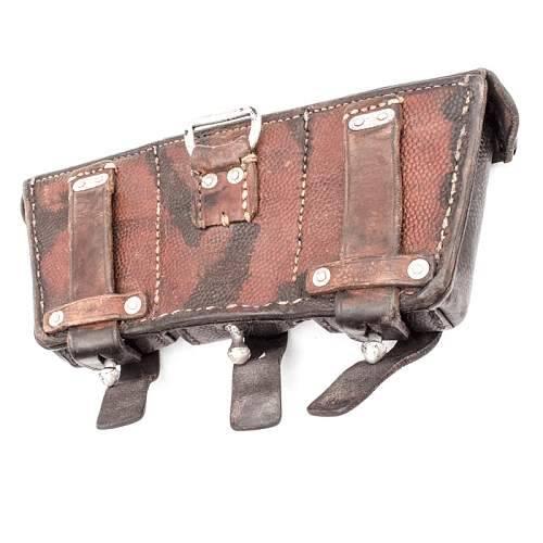 Good early ammo pouch?