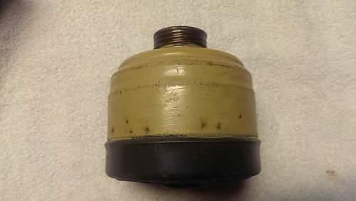 M-38 Gasmask Puzzle
