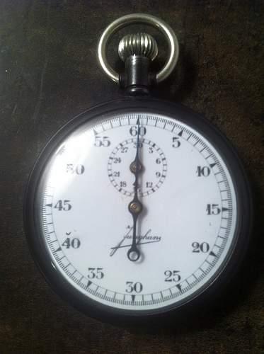 German Chronograph ?????