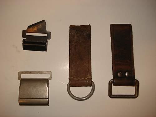 Belt loops and hanger id needed