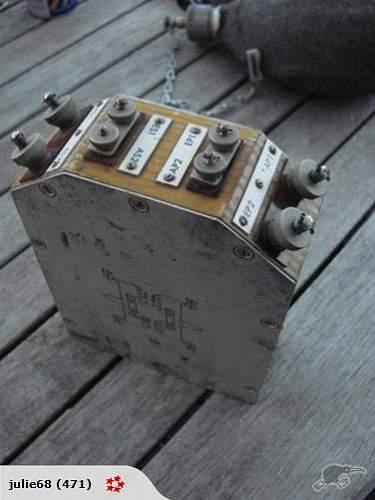 WW2 German Circuit Board HELP WANTED