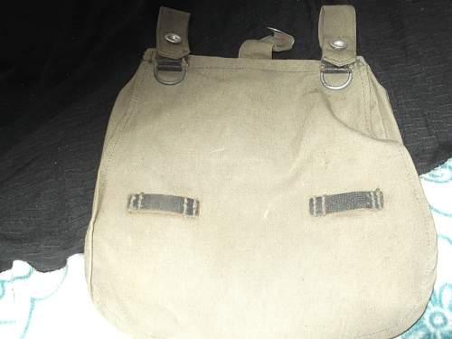 German breadbag