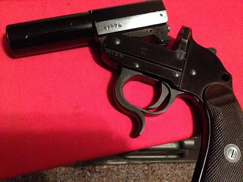 what model flare gun?