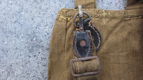 M31 breadbag strap
