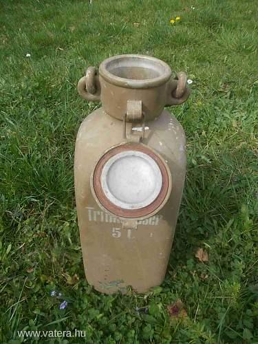 Afrika Korps D.A.K. Trinkwasser 5L