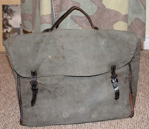 Clothing Bag - Bekleidungssack 31 - with lots of character.