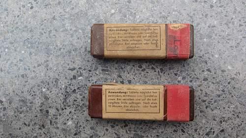 Hautentgiftungsmittel 1941