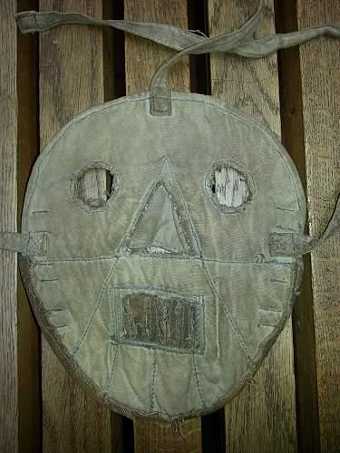 Sniper mask