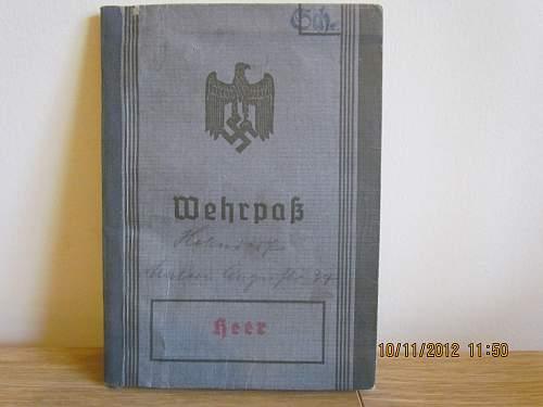German Books & Odds.