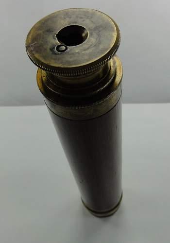 Pocket telescope