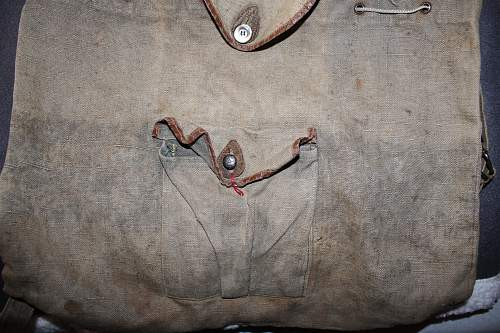 civilian rucksack ww2 era german?