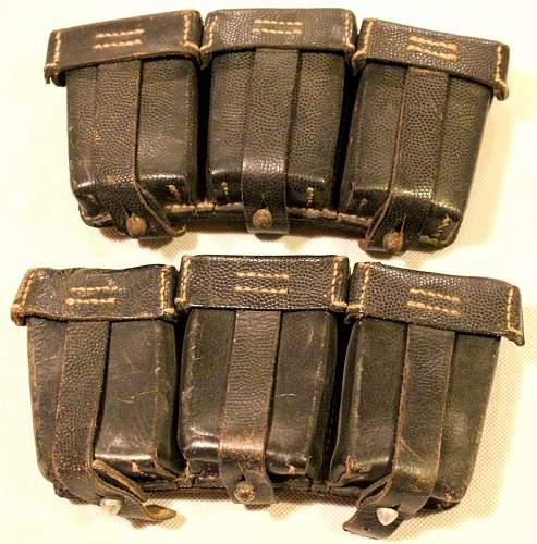 K98 Ammo Pouches