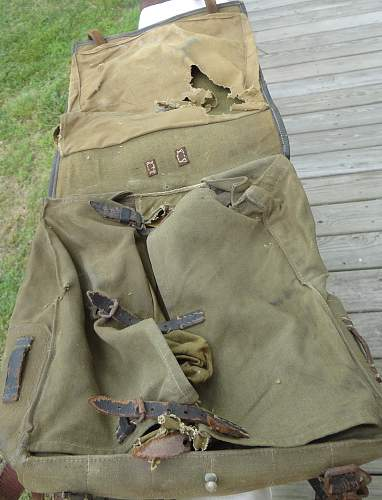 1943 Dated German Pack