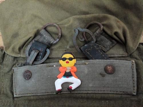 ww2 german combat rucksack