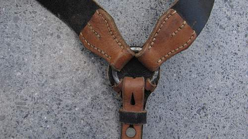 New Y-strap set