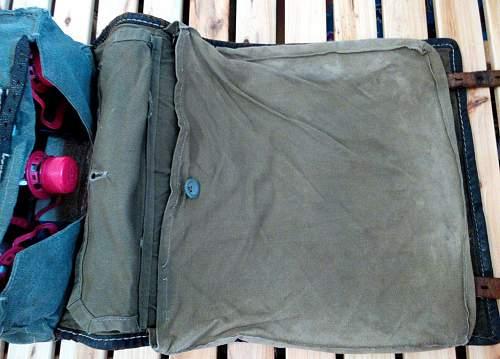 ww2 german luftwaffe M39 backpack