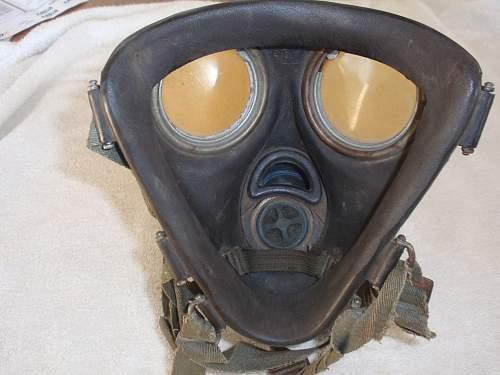 Gasmask wehrmacht