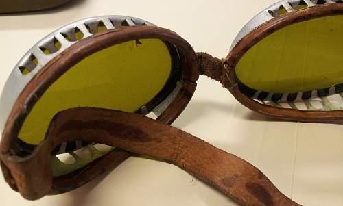 German Snow Goggles?