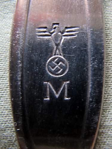 Box of Kriegsmarine Spoons