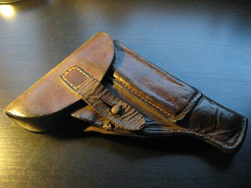 Walther  PP Holster