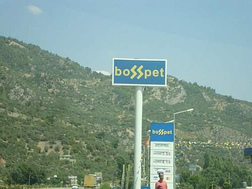 next stop SS petrol station ;)