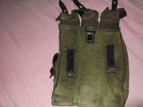 Mp 44 pouch good or fake