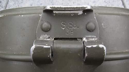 M31 kochgeschirr S.S.L.39