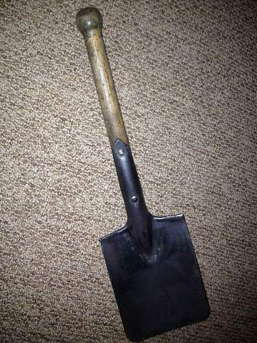Military Entrenching Tools and Shovels